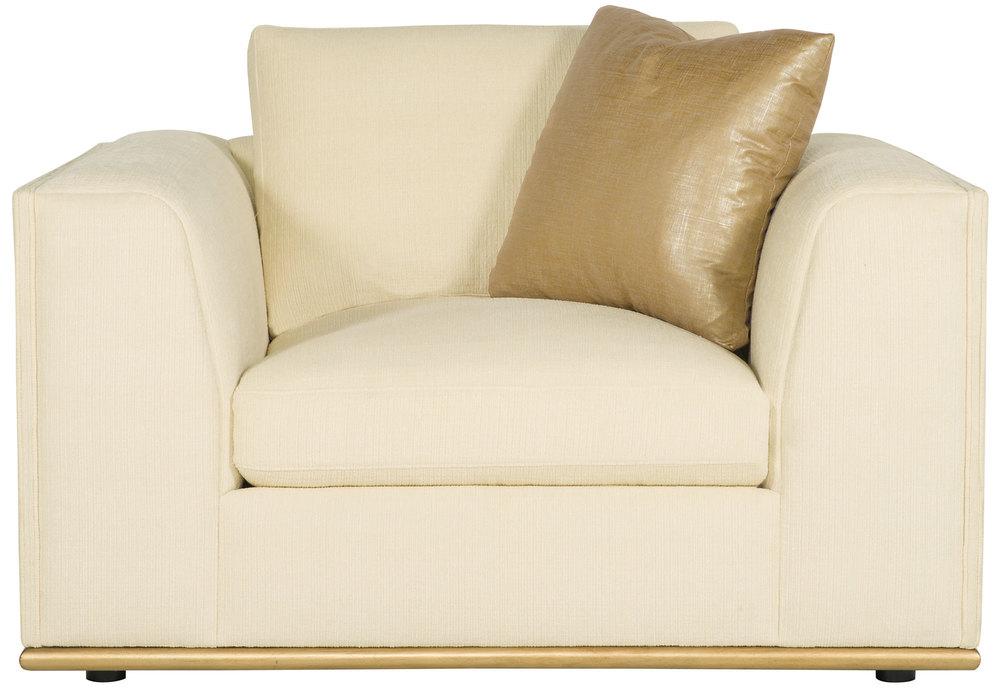 Bernhardt - Chair & 1/2