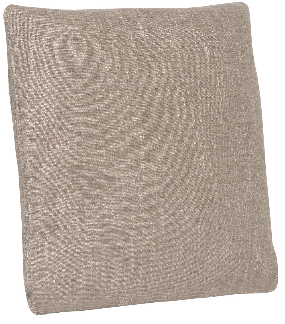 """Bradington Young - 20"""" Square Pillow with Double Needle Stitching"""