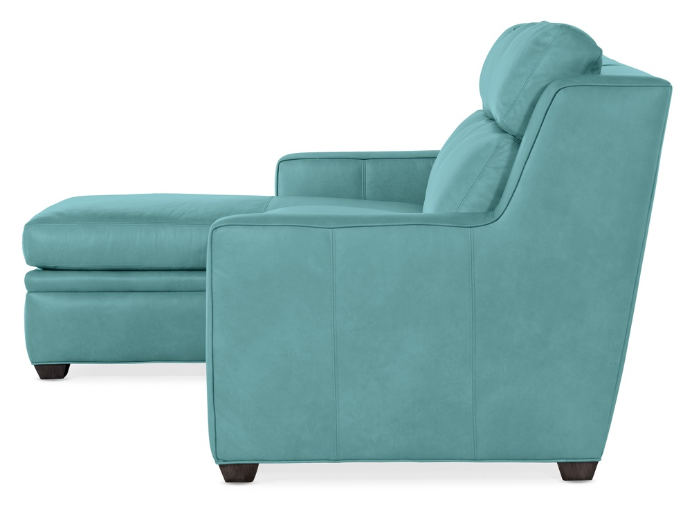 Bradington Young - Raymond Two Piece Sectional with Chaise