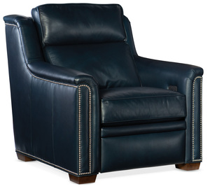 Thumbnail of Bradington Young - Raiden Motion Recliner with Power Headrest, Two Piece Back