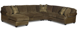 Thumbnail of Bradington Young - Warner Sectional with Chaise