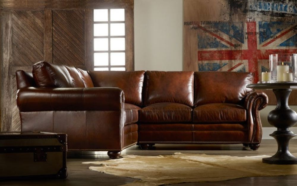Bradington Young - Sterling Two Piece Sectional