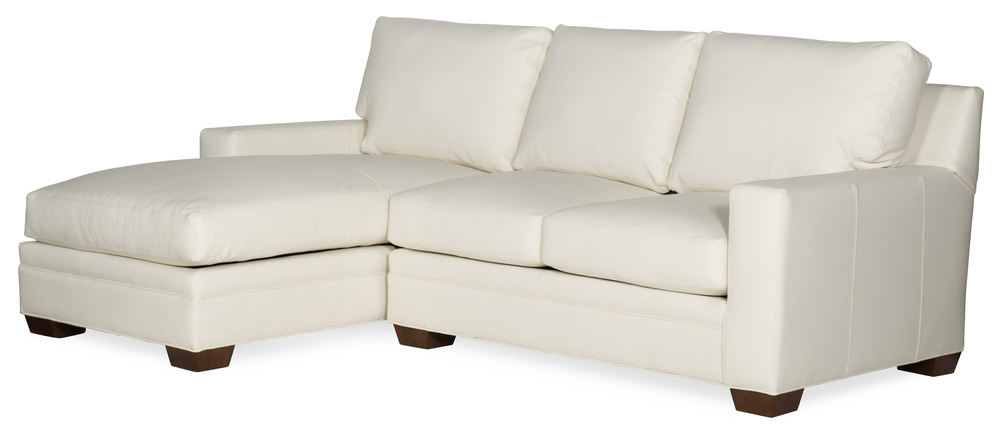 Bradington Young - Hanley Two Piece Sectional with Chaise
