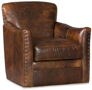 Thumbnail of Bradington Young - Luna Swivel Tub Chair