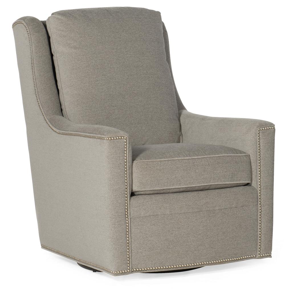Bradington Young - Percy Swivel Tub Chair