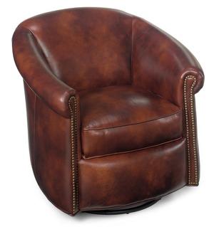 Thumbnail of Bradington Young - Marietta Swivel Tub Chair