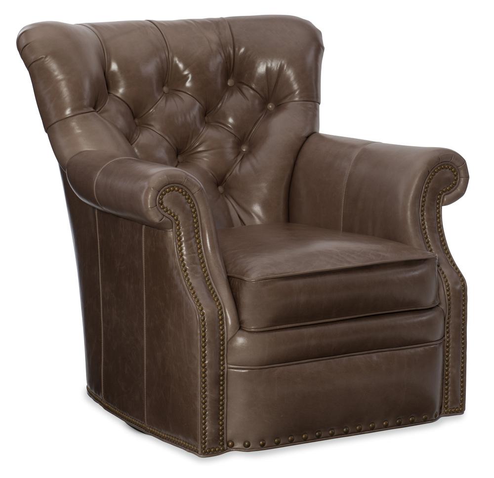 Bradington Young - Kirby Swivel Tub Chair