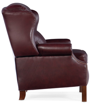 Thumbnail of Bradington Young - Chippendale Reclining Wing Chair