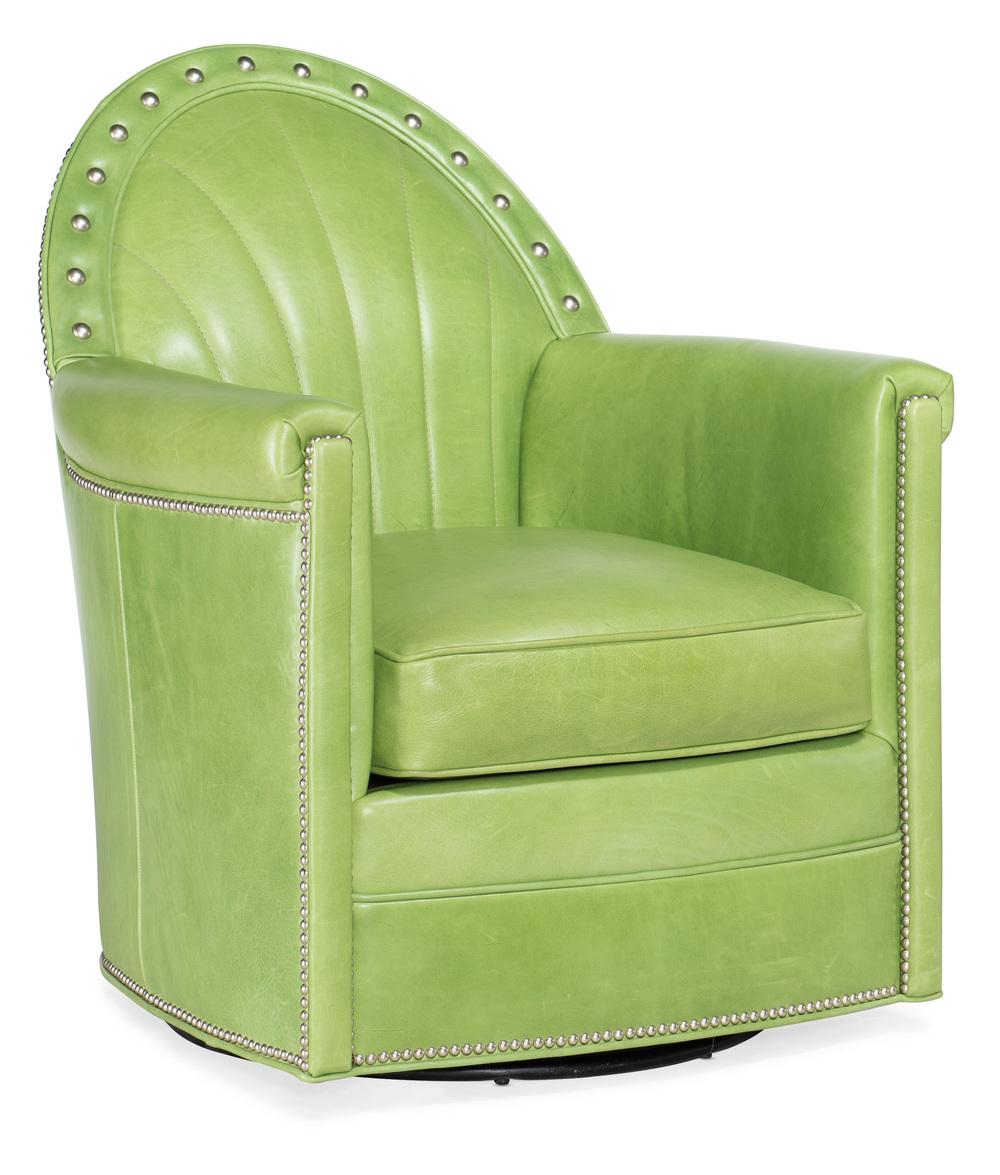 Bradington Young - Battier Swivel Chair