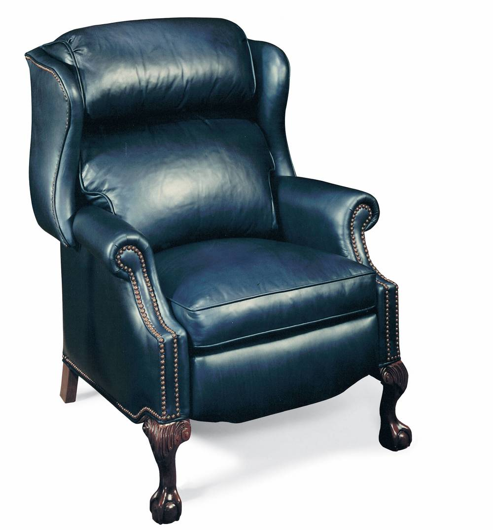 Bradington Young - Presidential Reclining Wing Chair