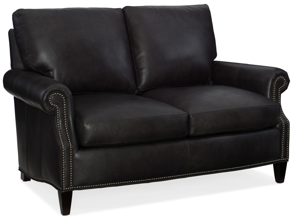 Bradington Young - Rodney Stationary Loveseat