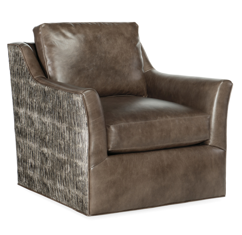 Bradington Young - Marleigh Swivel Chair