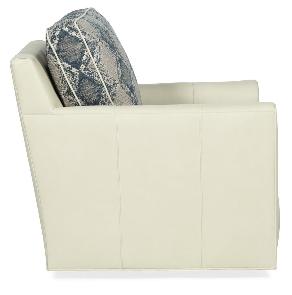 Bradington Young - Manning Swivel Chair