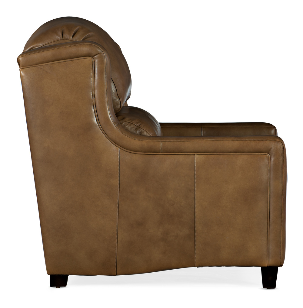 Bradington Young - Sutton Motion Recliner with Power Headrest and Extended Footrest