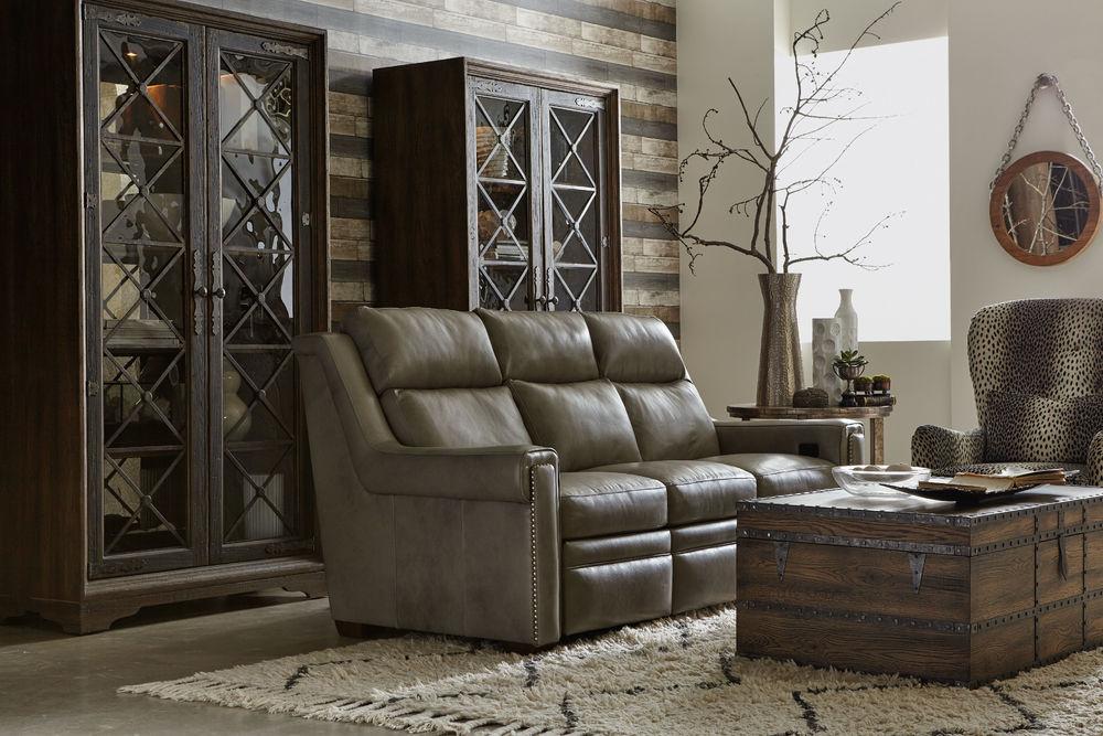 Bradington Young - Imagine Sofa w/ Articulating Headrest