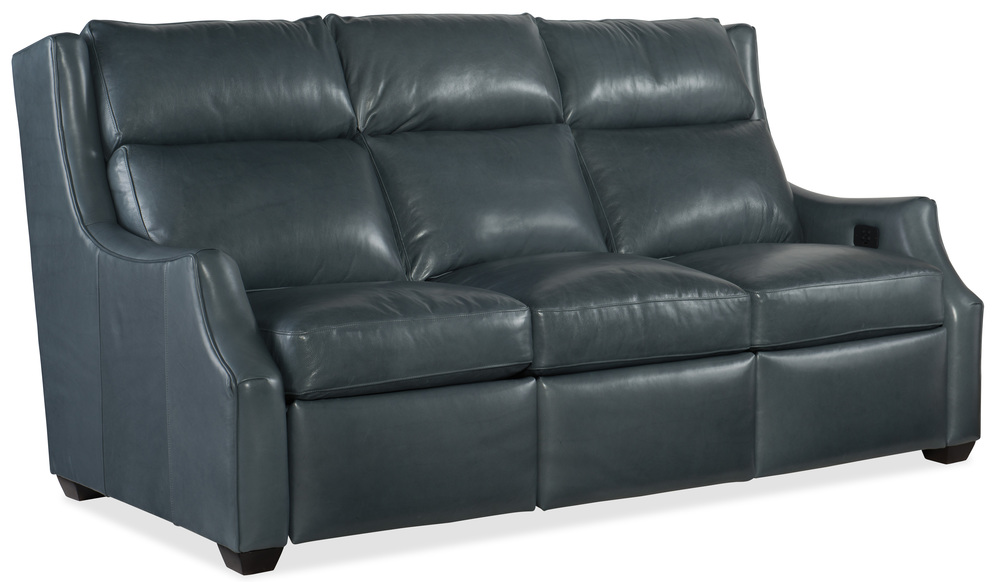 Bradington Young - Cadence Sofa with Articulating Headrest