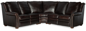 Thumbnail of Bradington Young - Raven Three Piece Reclining Sectional
