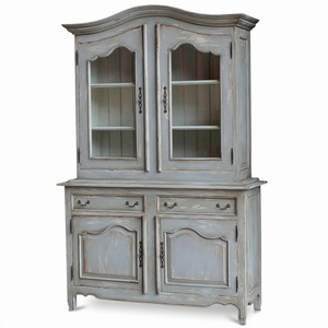 Thumbnail of Bramble Company - Baroque Armoire w/ Two Glass Doors