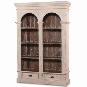 Thumbnail of Bramble Company - Roosevelt Double Arch Bookcase
