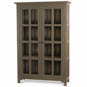 Thumbnail of Bramble Company - Aries Glass Door Bookcase