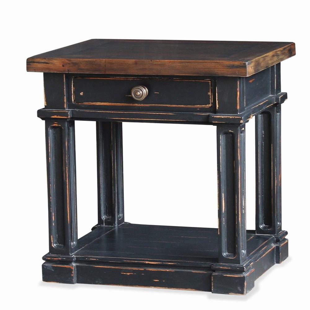 Bramble Company - Roosevelt Lamp Table