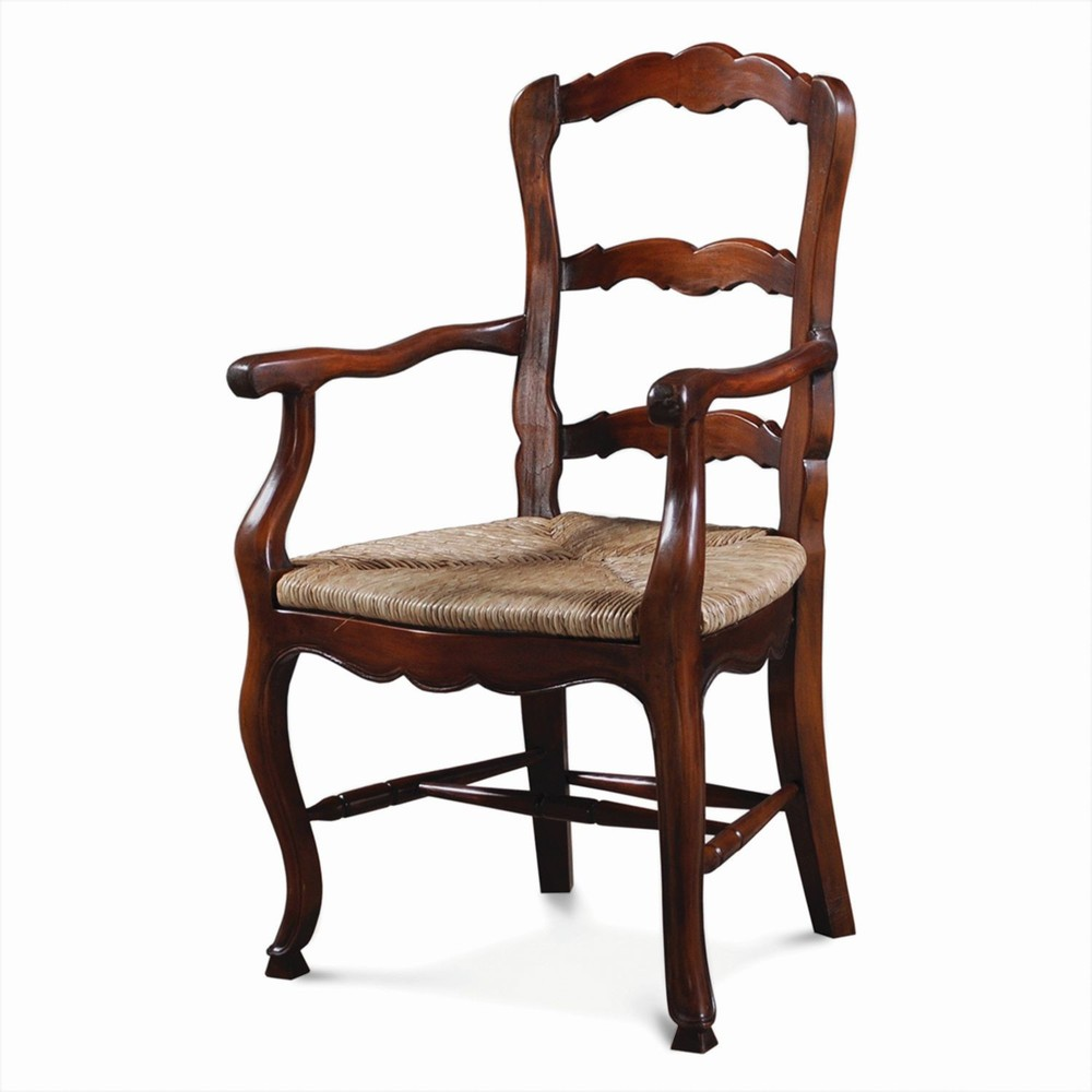 Bramble Company - Provincial Arm Dining Chair