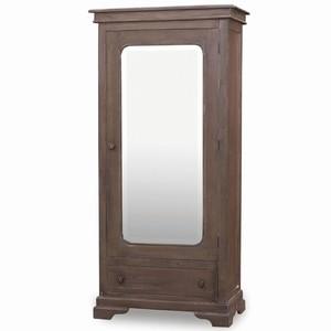 Thumbnail of Bramble Company - Homestead Mirror Wardrobe