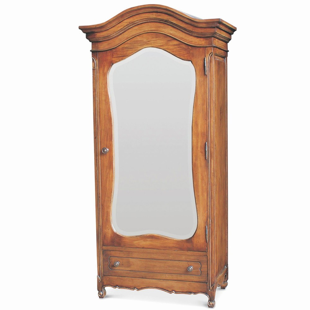Bramble Company - Provence Mirror Wardrobe