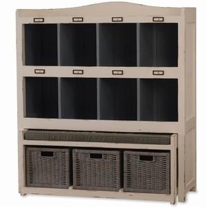 Thumbnail of Bramble Company - Hancock Storage Cabinet w/ Trundle Bench