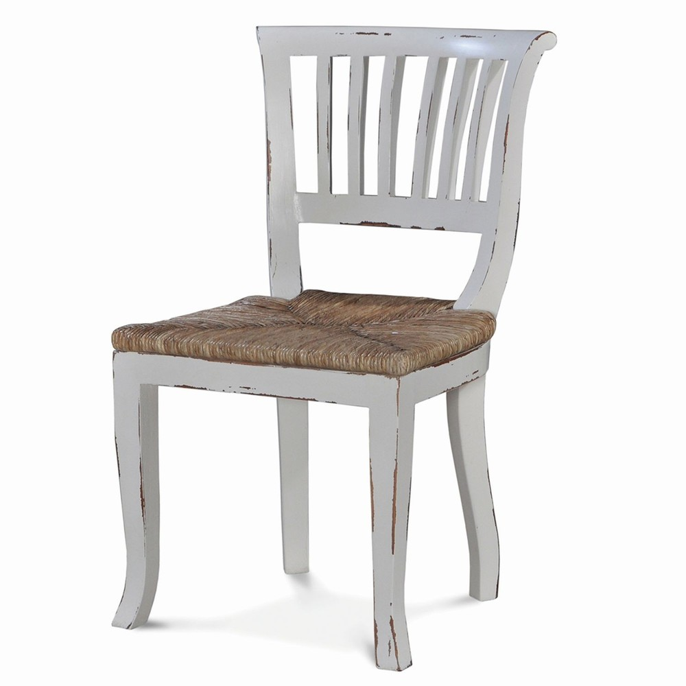 Bramble Company - Manchester Dining Chair w/ Rush Seat