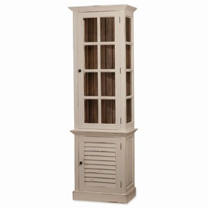 Thumbnail of Bramble Company - Cottage Tall Cabinet w/ Glass
