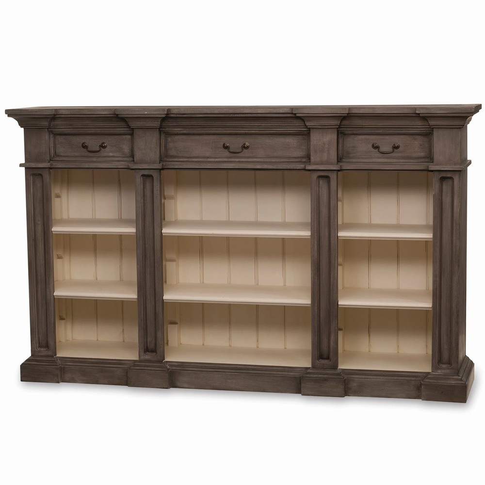 Bramble Company - Genoa Open Bookcase