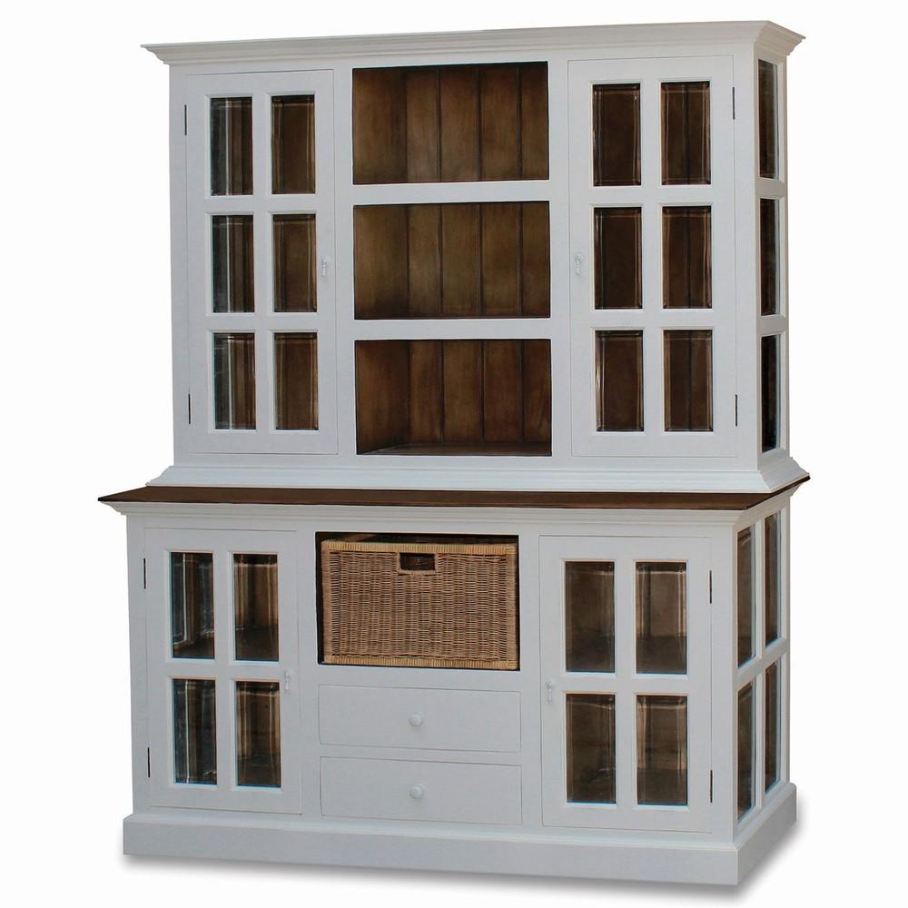 Bramble Company - Cape Cod Kitchen Cabinet