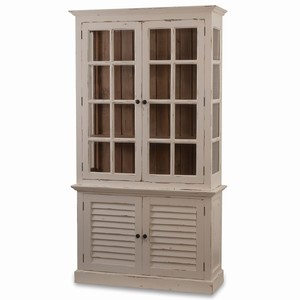 Thumbnail of Bramble Company - Two Door Cottage Cabinet w/ Glass