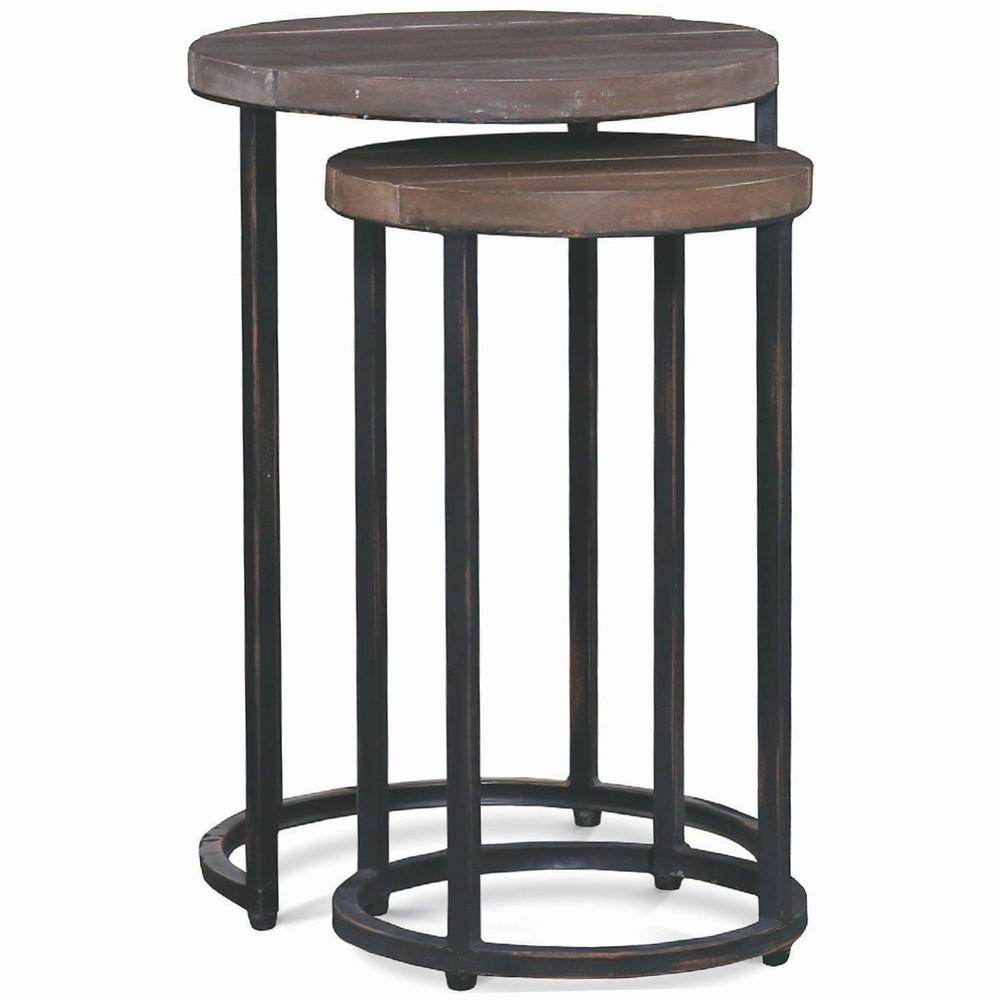 Bramble Company - Espresso Nesting Tables