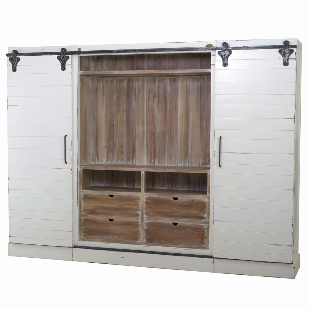 Bramble Company - Sonoma Entertainment Cabinet