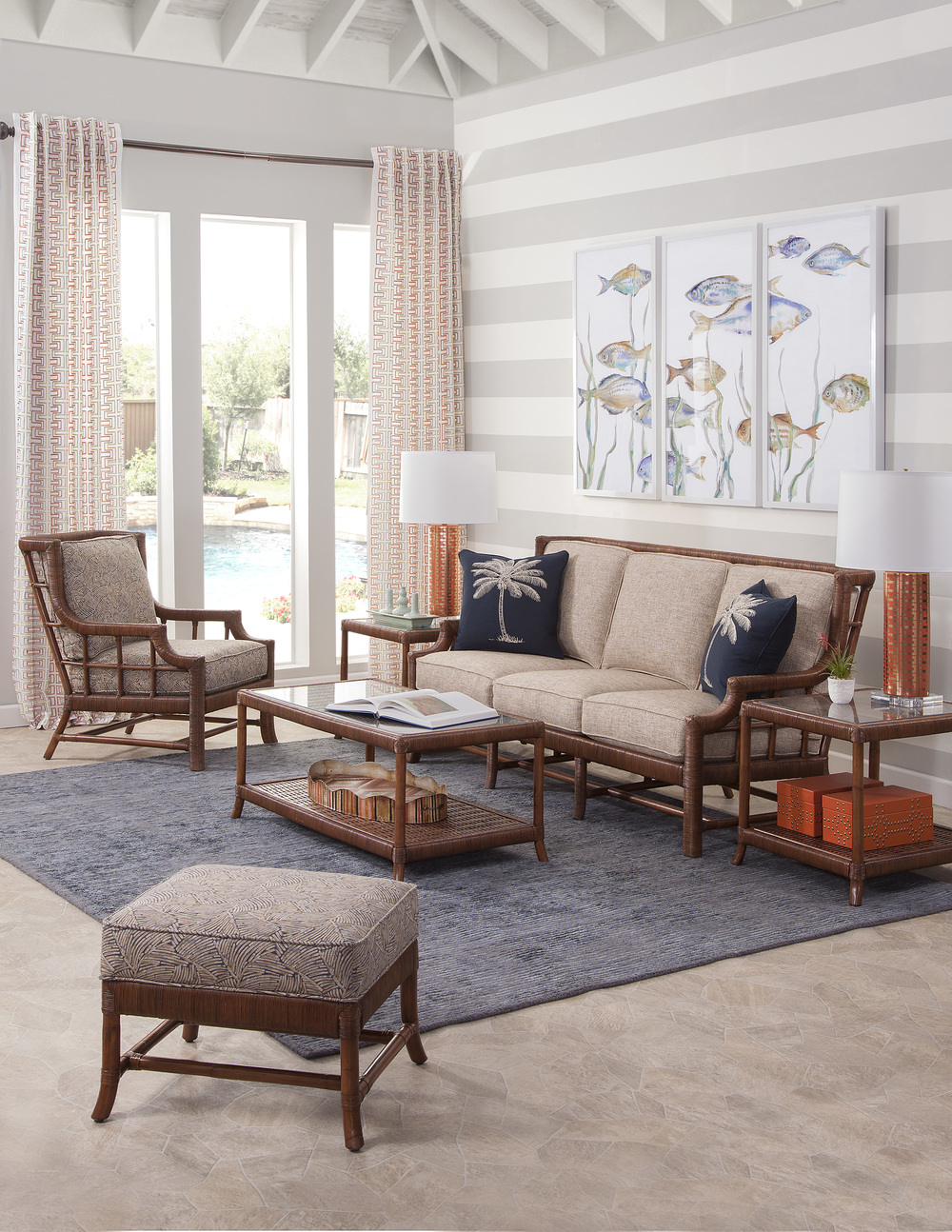 Braxton Culler - Lafayette Sofa
