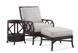 Thumbnail of Braxton Culler - Santiago Chair and Ottoman