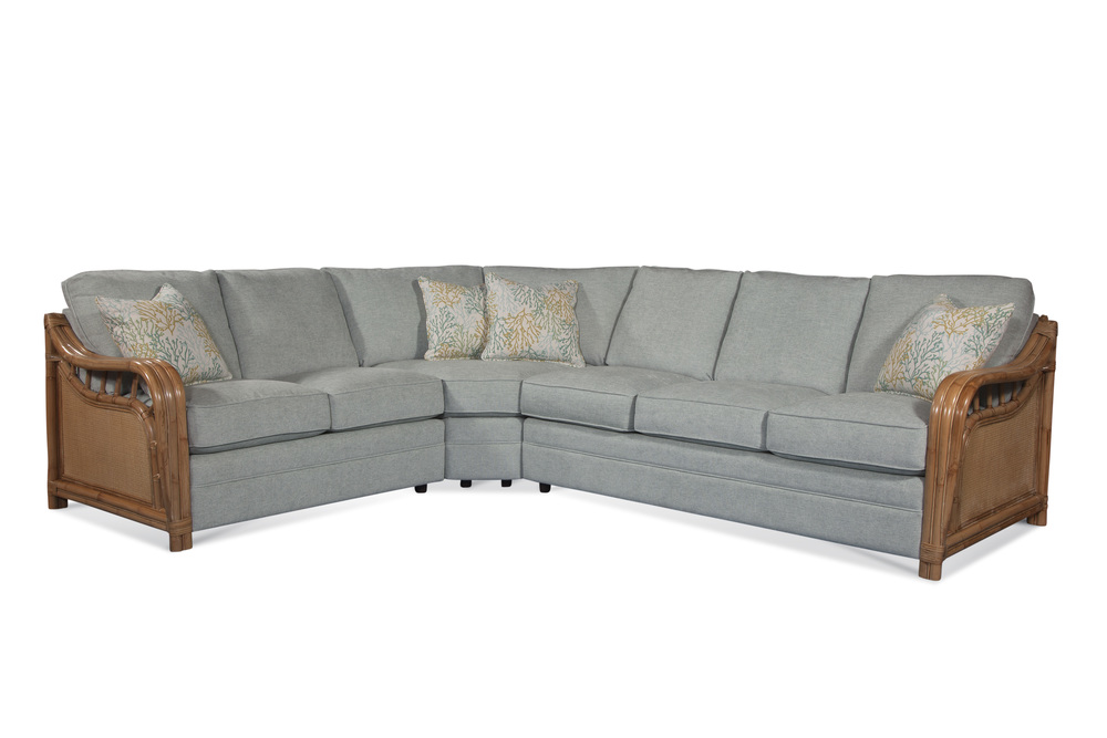 Braxton Culler - Hanover Park 3 Piece Wedge Sectional