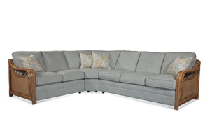 Thumbnail of Braxton Culler - Hanover Park 3 Piece Wedge Sectional