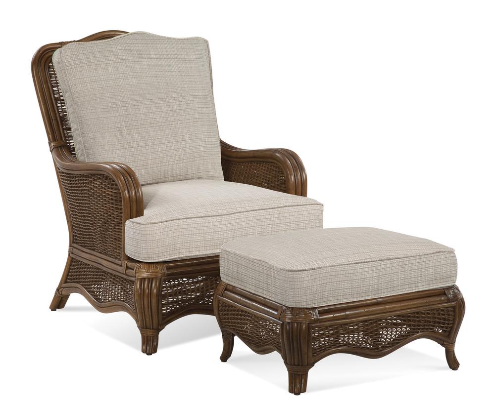 Braxton Culler - Shorewood Chair and Ottoman