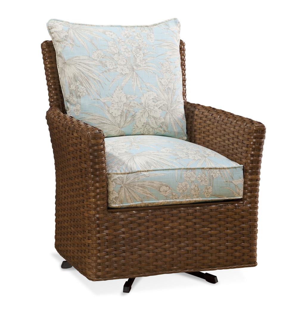 Braxton Culler - Lanai Breeze Swivel Chair
