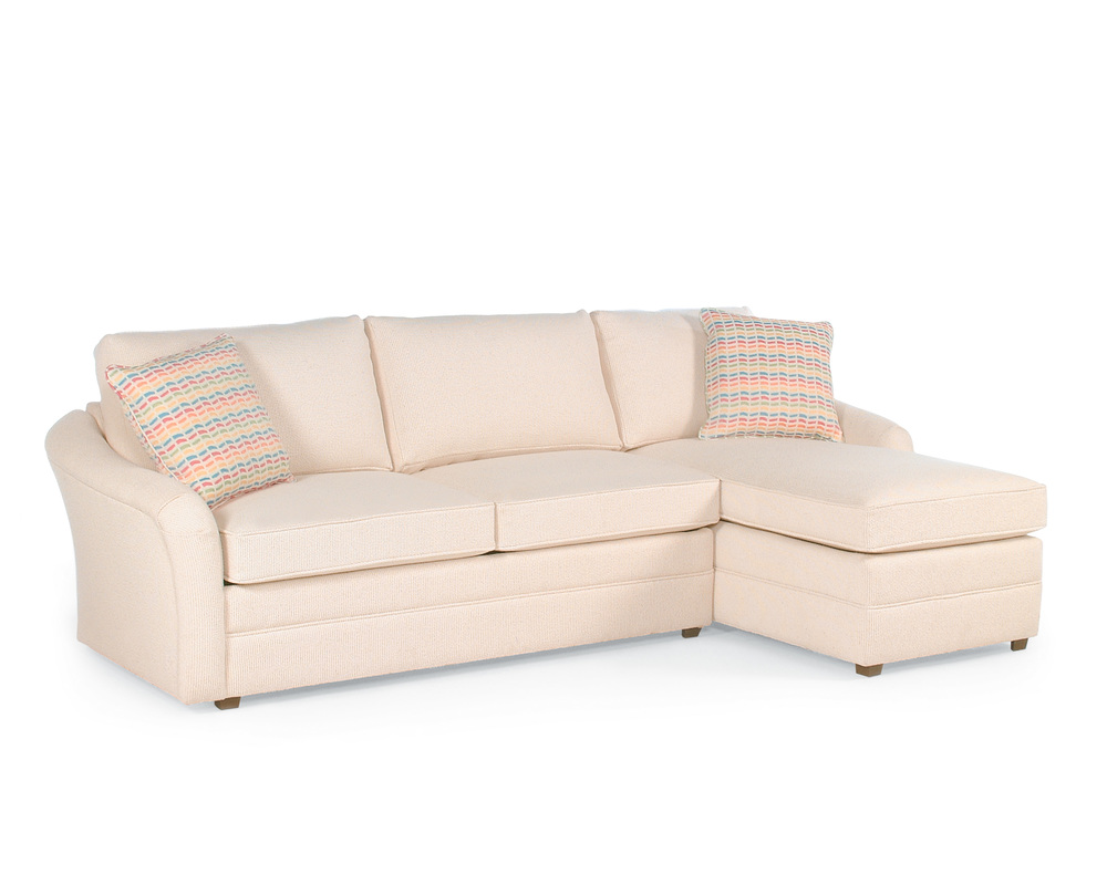 Braxton Culler - Wexler Two Piece Chaise Sectional