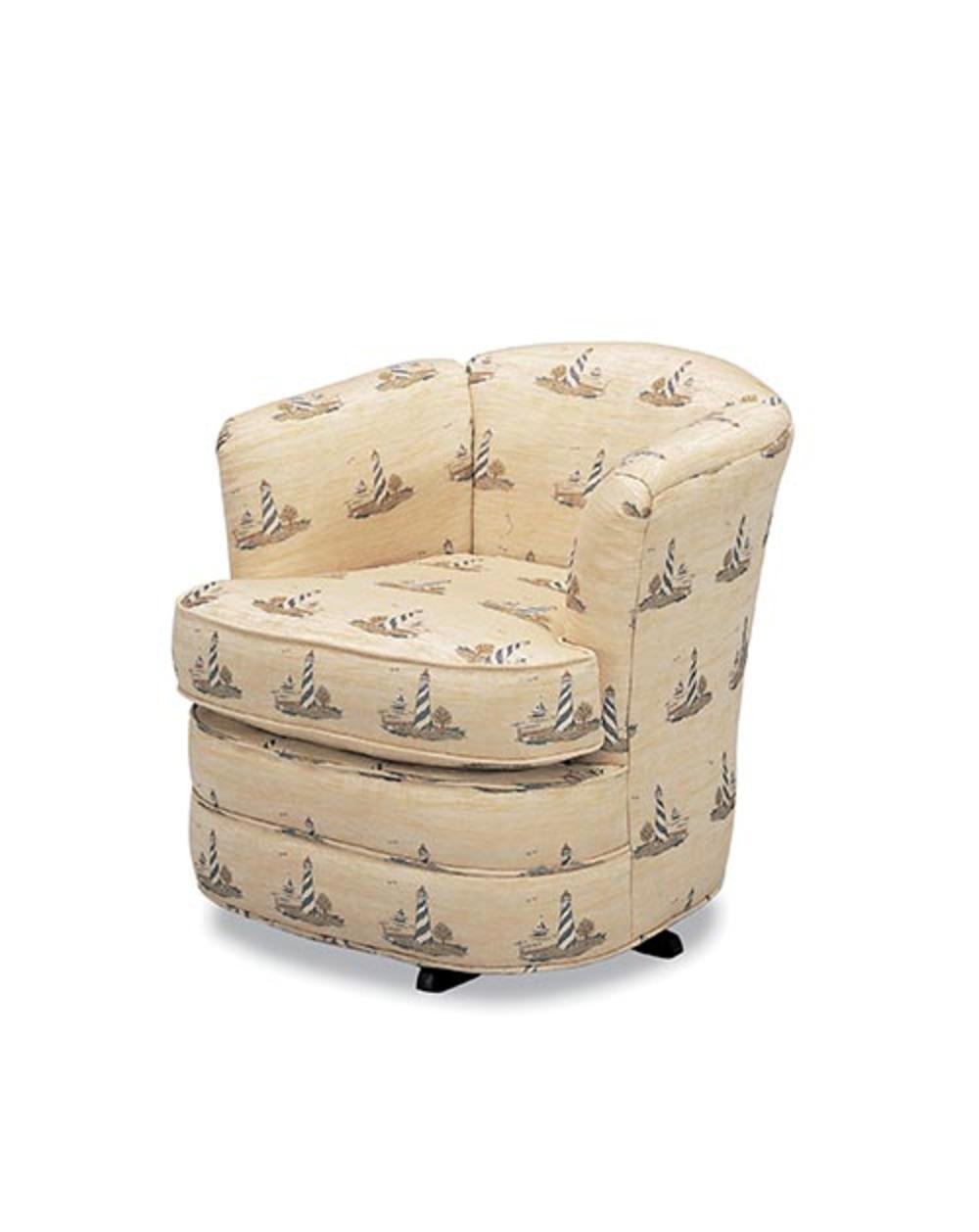 Braxton Culler - Greyson Swivel Tub Chair