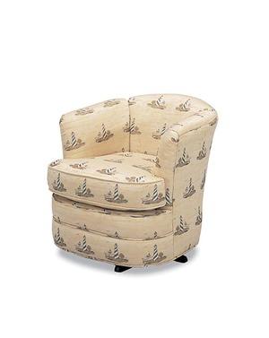 Thumbnail of Braxton Culler - Greyson Swivel Tub Chair