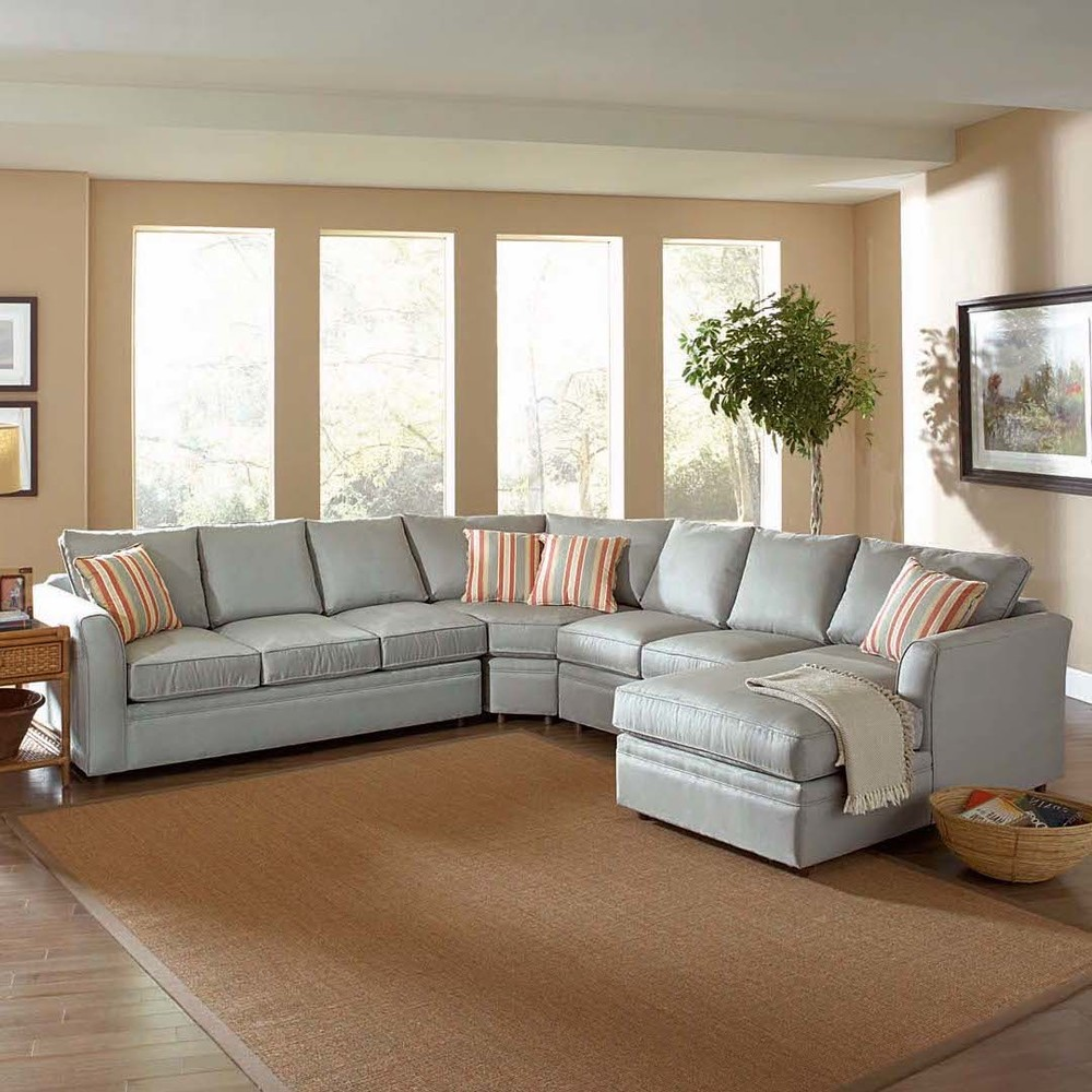 Braxton Culler - Northfield 4 Piece Chaise Sectional