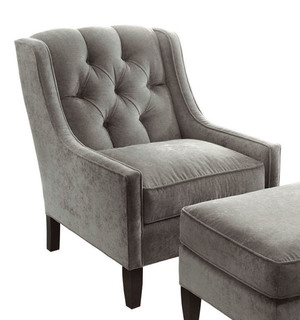 Thumbnail of BRAXTON CULLER, INC - Merrill Chair and Ottoman