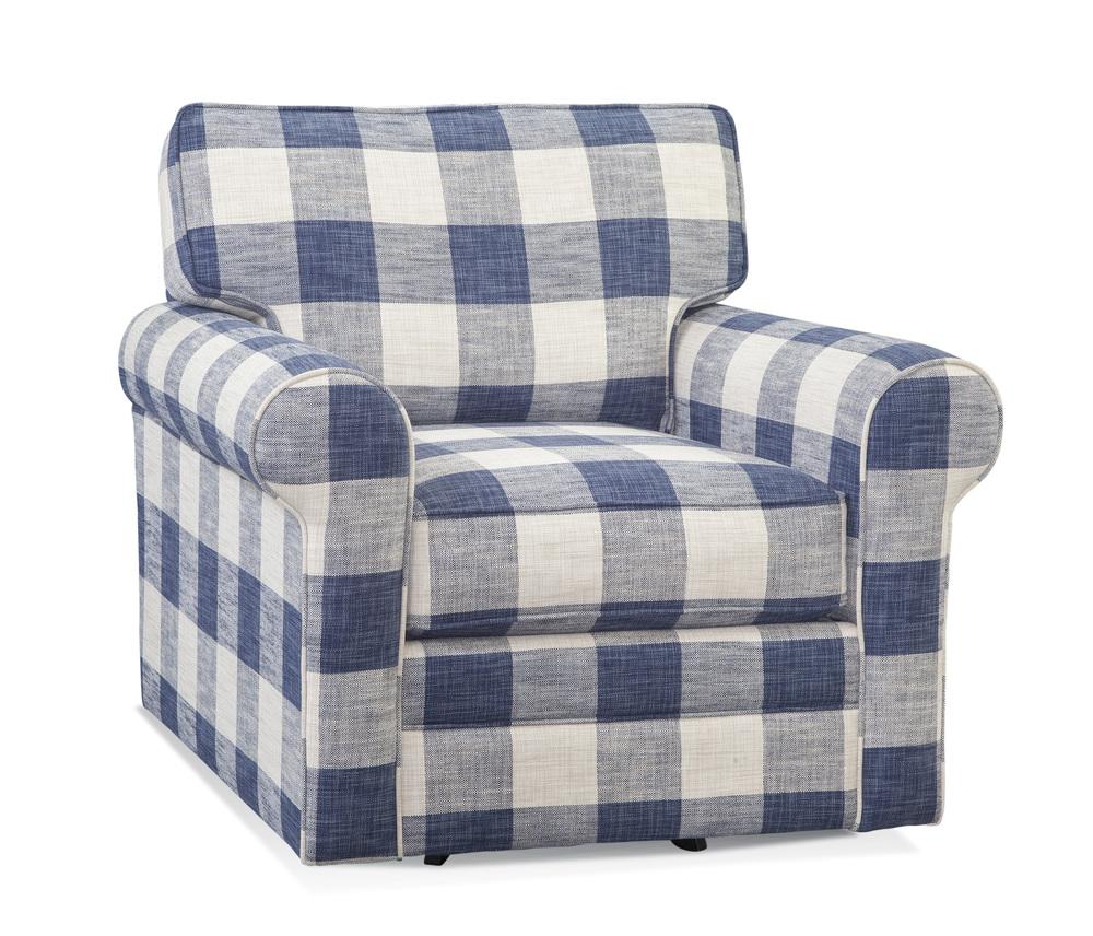 Braxton Culler - Bedford Swivel Chair