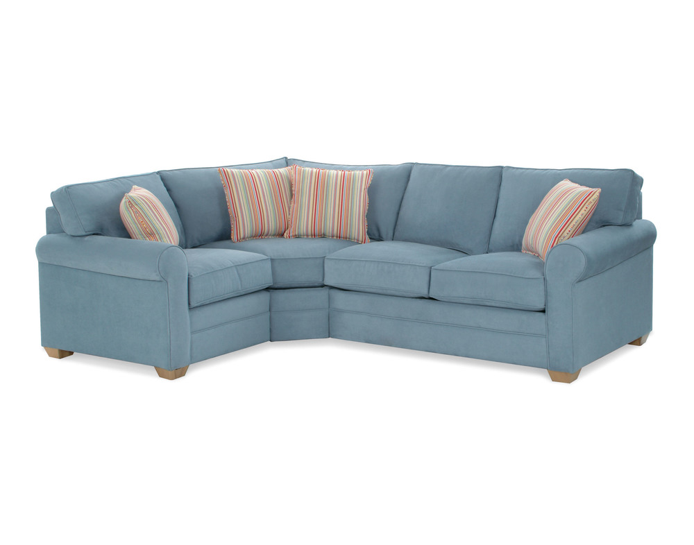 Braxton Culler - Bedford 3 Piece Wedge Sectional