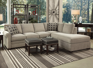 Thumbnail of Braxton Culler - Bedford 2 Piece Bumper Sectional